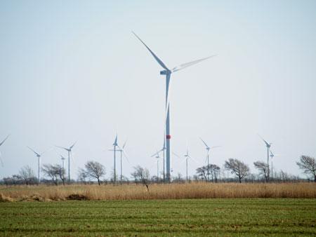 Gutachten zum Ausbau der Windenergie im Schutzbereich von Flugsicherungsanlagen