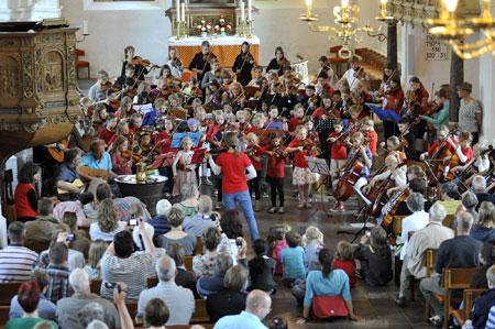3. Dänisch-Deutscher Musikschultag auf dem Schloss Gottorf