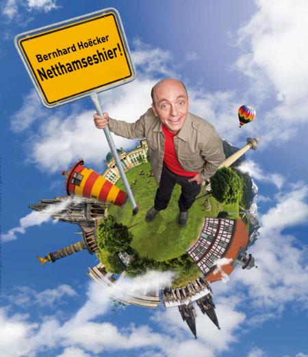 Netthamseshier in der Schleswiger Heimat – Bernhard Hoecker live