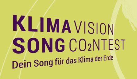 Songs für ein besseres Klima – KlimaVision SongContest – der Endausscheid