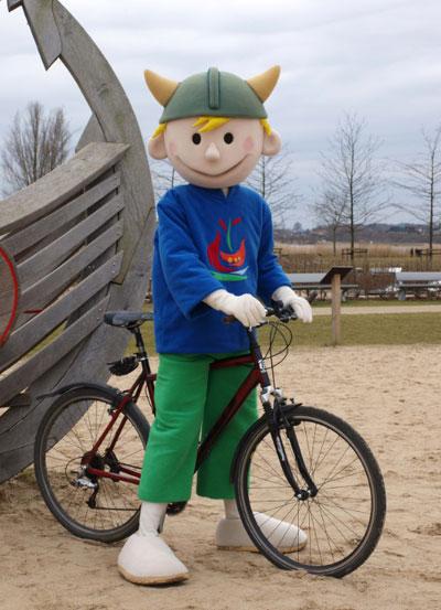 Fette-Reifen-Rennen auf den Schleswiger Königswiesen