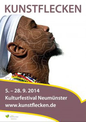 Das große Festivalprogramm zur Kunstflecken 2014 in Neumünster