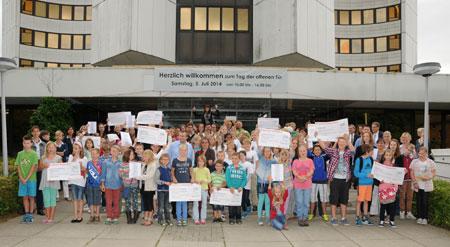 Umweltpreis 2014 – Dithmarscher Schulen mit grünem Daumen und Gewissen