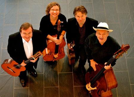 Ensemble Brasileiro zu Gast in Bosau