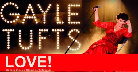 Gayle Tuft – die neue Show in der Heimat Schleswig
