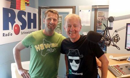 Carsten Köthe geht ab August wieder auf Sendung beim r.sh