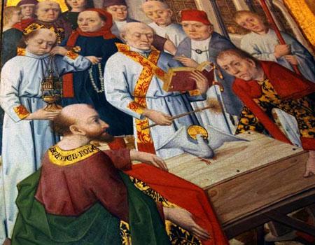 Im Ostseeraum geschätzt: Der Lübecker Maler Hermen Rode