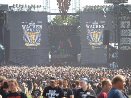 Wacken 2014 – Die Fotos vom Mittwoch und Donnerstag
