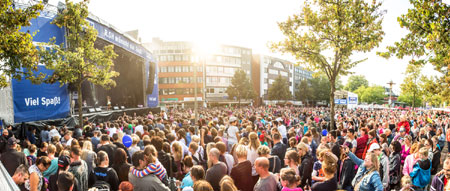 Über 80.000 Besucher beim R-SH Kindertag in Neumünster