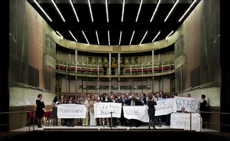 Oper in Lübeck: TANNHÄUSER