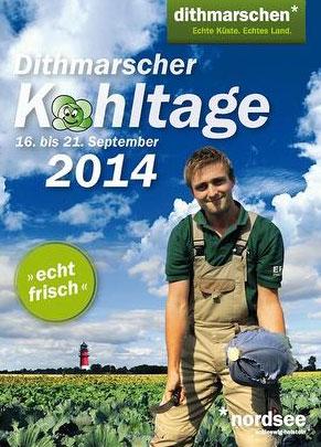 Landwirtschaftsminister Robert Habeck eröffnet die 28. Dithmarscher Kohltage