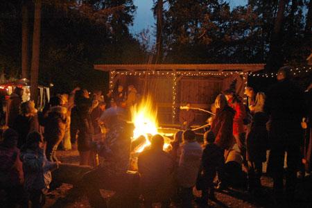 Dunkel-Munkel-Nacht: Hexen und Feen im Wildpark Eekholt