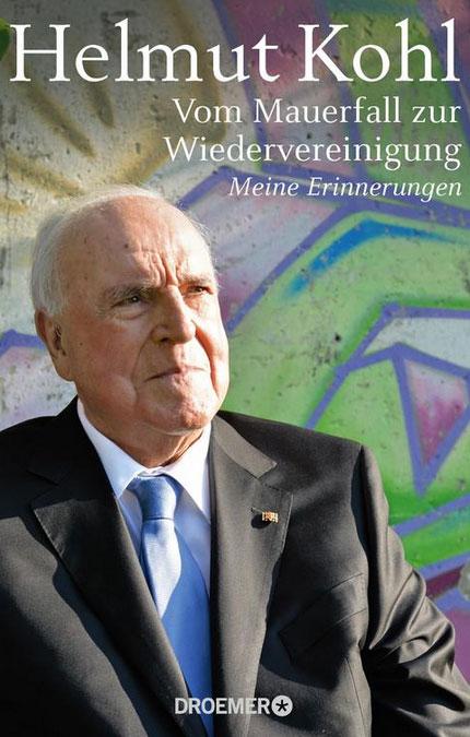 Altkanzler Kohl sinniert über den Weg zu Einheit