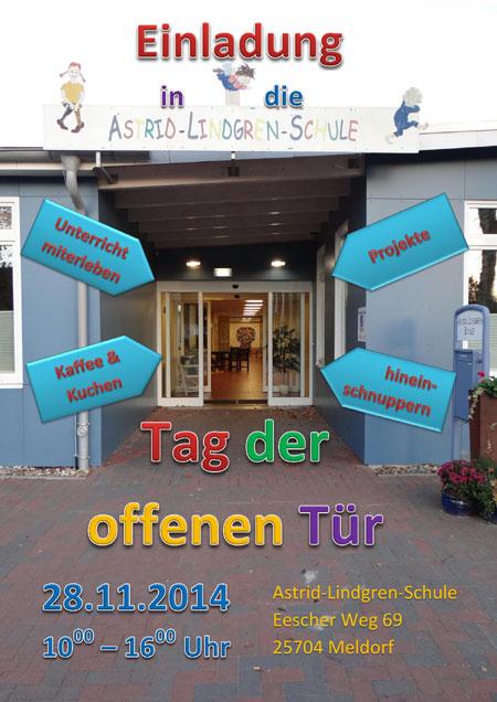 Tag der offenen Tür an der Astrid-Lindgren-Schule Meldorf