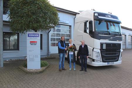 30 Jahre Uhl Trucks – ein verlässlicher Arbeitgeber in der Region Hemmingstedt