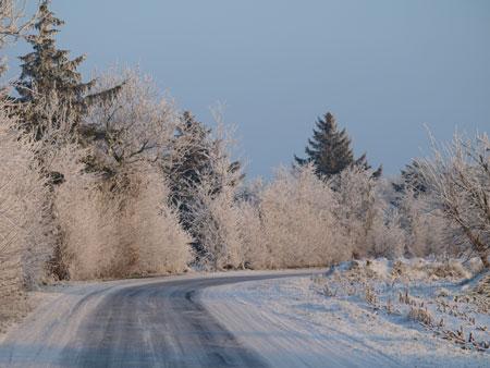 Der Winter kann kommen – 30.000 Tonnen Streugut liegen bereit