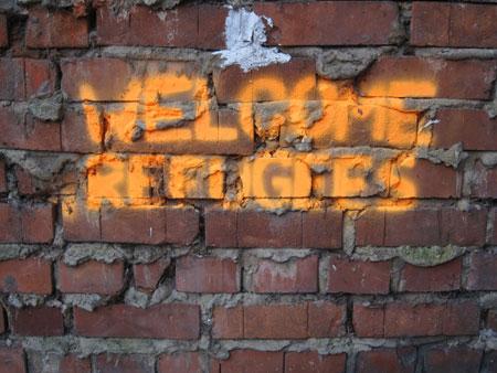 Ankommen in Dithmarschen: Kreis koordiniert ehrenamtliche Hilfe für Flüchtlinge