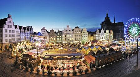Historische Weihnachtsmärkte in Mecklenburg-Vorpommern