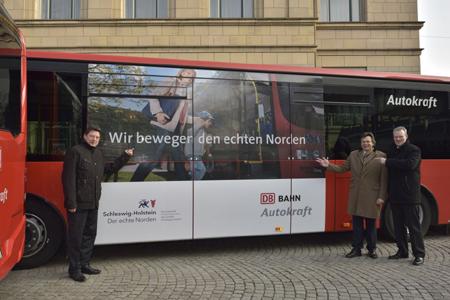"""""""Der Echte Norden"""" demnächst auf Autokraft Bussen zu finden"""