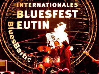 Blues Foundation – Bluesfest in Eutin mit hohen Ehren ausgezeichnet