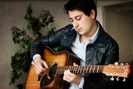 Singer- Songwriter Jaimi Faulkner  mit neuer CD erneut zu Gast am Großen Plöner See