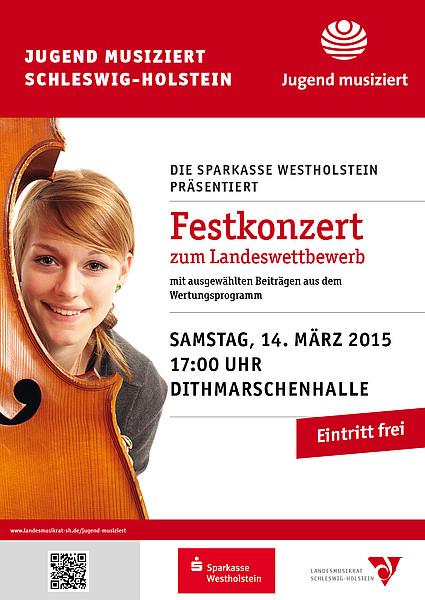 """Auftakt zum 52. Landeswettbewerb """"Jugend musiziert"""" in Meldorf"""