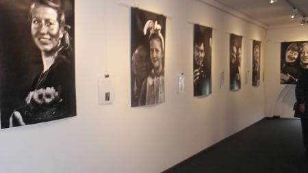 Großformatige Porträts und Bekenntnisse zur Heimatstadt Eutin