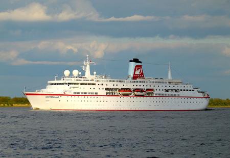 """Kreuzfahrtschiff """"Deutschland"""" ist verkauft"""