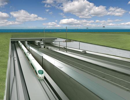 Fehmarnbelttunnel – Fehmarn wird zur Großbaustelle