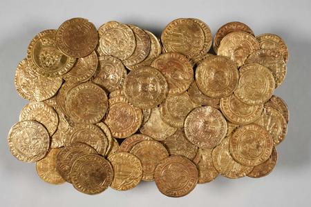 Der Meldorfer Goldschatz – Münzen erzählen Geschichte(n)