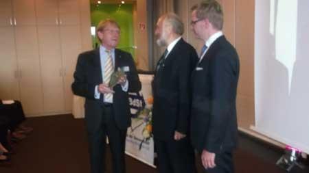 Steuerzahlerpreis für Professor Hans-Werner Sinn