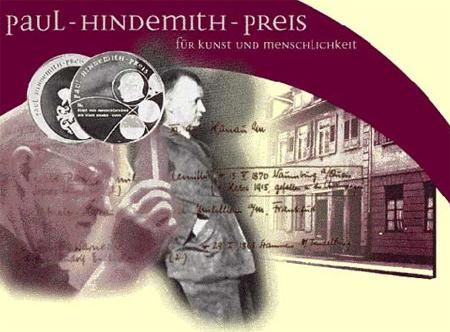 Hindemith-Preis für Schweizer Komponisten David Philip Hefti