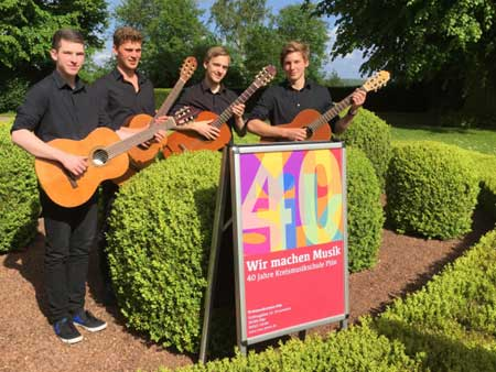 40 Jahre Kreismusikschule Plön