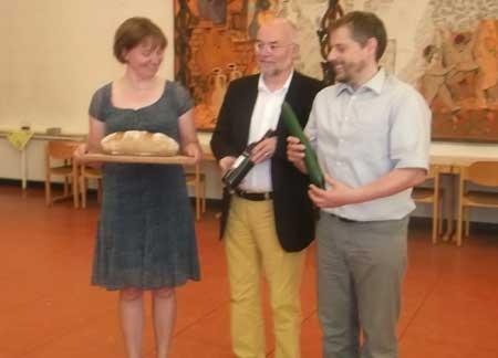 Ungewöhnlich: Kultur-Picknick in der Eutiner Kirche