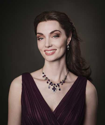 Traumbesetzung für Musical gefunden: Opernsängerin Rachel Anne Moore übernimmt die Hauptrollein LIEBE STIRBT NIE