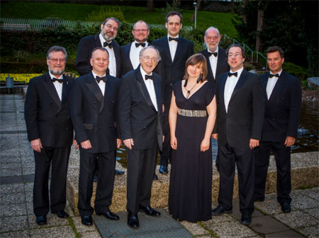 THE BIG CHRIS BARBER BAND kommen nach Itzehoe