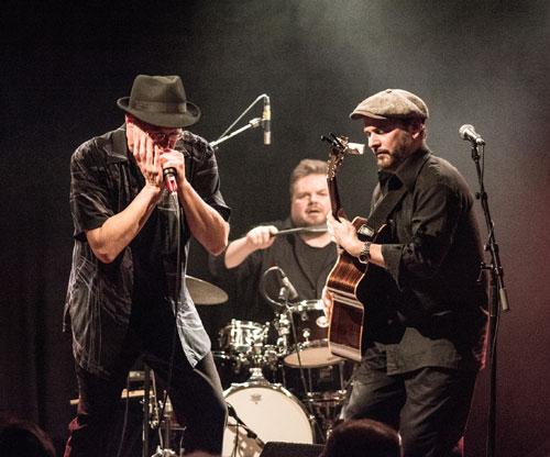 Feinster Blues bei Ascheberg Rockt! – Dave Goodman