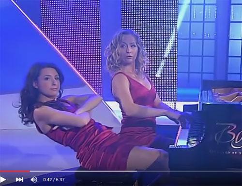 Fantastisch! Queenz of Piano – Tastenspiele. Ein Konzert. Zwei Flügel in Schleswig live