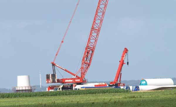 Schleswig-Holstein: Über 40 Prozent aus erneuerbaren Energien