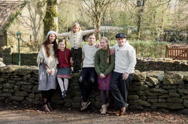 Irish Christmas mit Angelo Kelly & Family in der Schleswiger Heimat