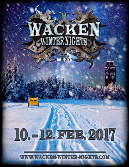 Im Februar 2017: Die ersten Wacken Winter Nights