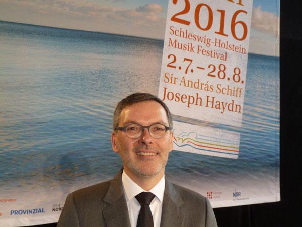 Schleswig-Holstein Musik Festival wird Dreißig