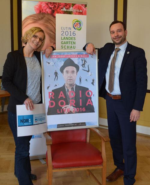 LGS 2016 in Eutin: Höhepunkte des Veranstaltungsprogramms