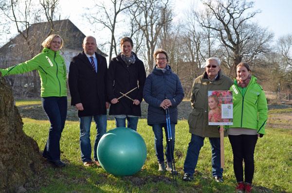Sport auf der Landesgartenschau Eutin 2016