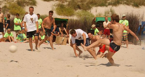 Der Flens BeachSoccer Cup 2016 in Schleswig – Holstein