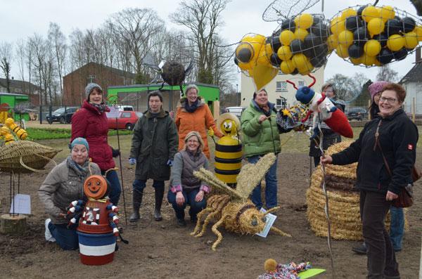 Neues von der LGS Eutin: Märkte und Bienen