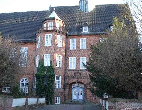 Das Außengelände der Eutiner Voss-Schule wird umgestaltet