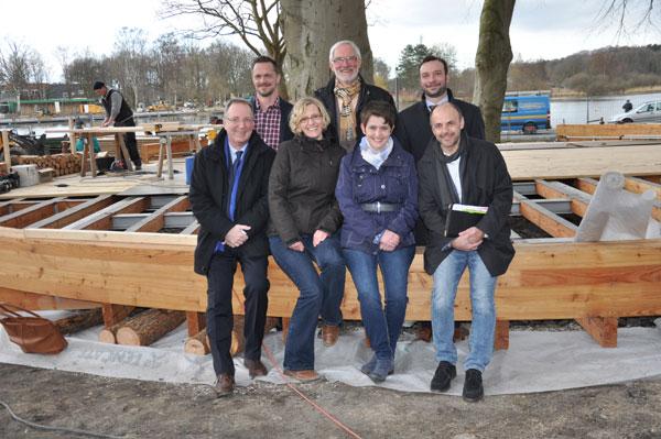 Glaube und Begegnung auf der Landesgartenschau 2016