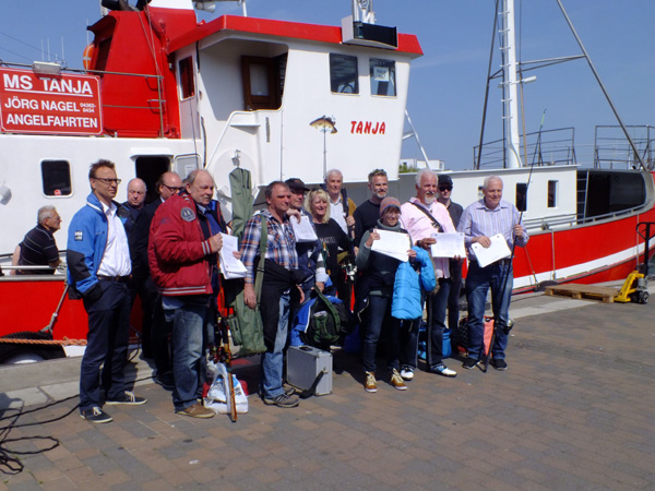 Verbot der Freizeitfischerei im Fehmarnbelt – Schon 6.000 Unterschriften dagegen eingesammelt