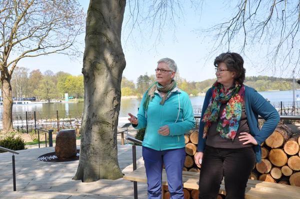 LGS in Eutin: Erzählspaziergänge am frischen Wasser